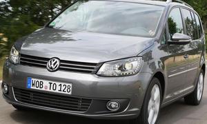 Bilder VW Touran 1.4 TSI Comfortline Facelift