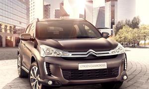 Der neue Citroën C4 Aircross kommt 2012