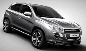 Neuer Peugeot 4008 2012
