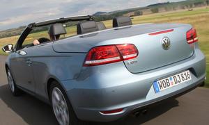 VW Eos 1.4 TSI - Coupé-Cabrio