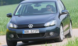 VW Golf ADAC Autokosten Vergleich 2011