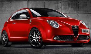 Alfa Romeo MiTo Quadrifoglio Verde 101 Sondermodell