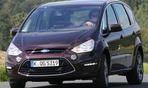 Ford S Max 2.2 TDCi - Handling