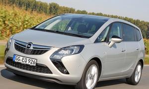 Opel Zafira Tourer 2.0 CDTI - Fahrdynamik