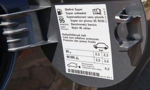 Reifen-Luftdruck