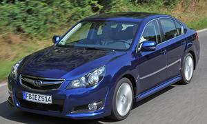 Bilder Subaru Legacy