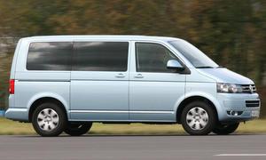 VW T5 Multivan 2.0 TDI BlueMotion - Blue Metallic