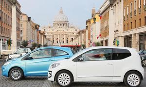 VW Up! Ford Ka Kleinwagen Vergleich
