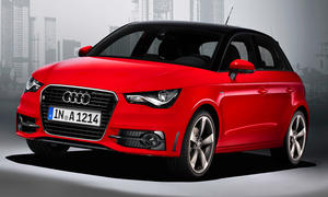 Audi A1 Sportback 2012 Fünftürer S Line