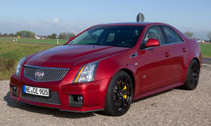 Cadillac CTS-V - Limousine