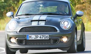Mini Cooper SD Coupé - Eigentlich ein ganz normaler Mini
