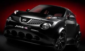 Kompakter Crossover Nissan Juke-R Concept 2011