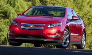 Chevrolet Volt Elektro-Auto Sicherheit Feuer Brand Unfall Crash-Test