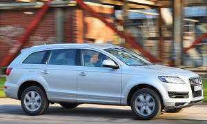 Audi Q7 3.0 TDI clean diesel quattro - Länge