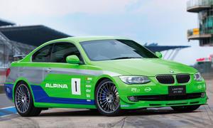 BMW Alpina B3 GT3 Sondermodell limitiert Tokyo Motor Show 2011