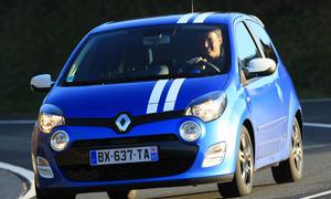 BilderRenault Twingo TCe 100 Gordini Fahrbericht 2012
