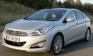 Hyundai i40 1.7 CRDi Fahrbericht