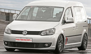 Bilder VW Caddy Tuning MR Car Design 2011
