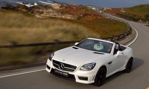 Mercedes SLK 55 AMG - Grundpreis