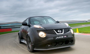 Nissan Juke R ... im Fahrbericht