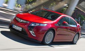 Opel Ampera Feuer Gefahr Brand Auslieferung Chevrolet Volt