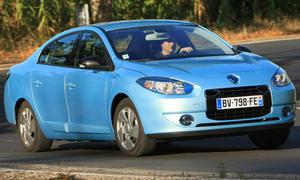 Renault Fluence Z.E. - Kühlergrill