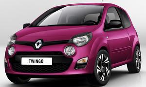 Renault Twingo Facelift 2012 Preis Marktstart