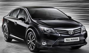 Toyota Avensis Facelift 2012 Preis Grundpreis
