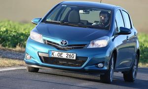 Toyota Yaris 1.33 Dual-VVT-i