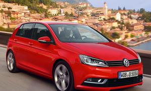 VW Golf VII 7 Neuheit 2012