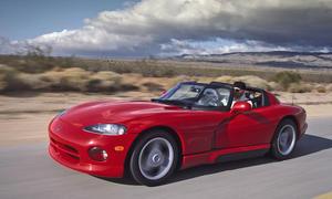 Dodge Viper RT/10 - Brutalo-Roadster