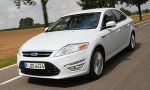 Ford Mondeo 2.0 TDCI - Laufruhiger Begleiter