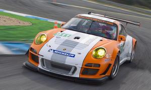 Porsche 911 GT3 R Hybrid 2.0 im Tracktest - Hybrid-Antrieb