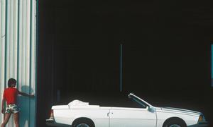 Renault Fuego - 80er-Jahre-Style