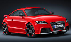 Audi TT RS Plus 2012 Auto Salon Genf