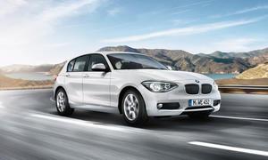 BMW 116d EfficientDynamics Edition 2012 Auto Salon Genf