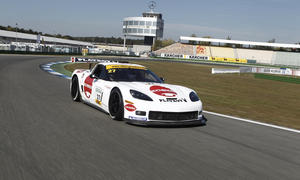 Corvette Z06R GT3 - US-Sportler
