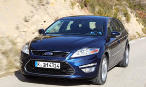 Ford Mondeo Turnier 2.0 EcoBoost - Gute Figur