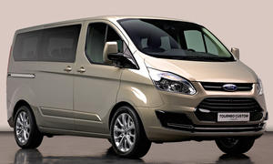 Ford Transit Tourneo Custom Concept Auto Salon Genf 2012