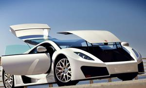 GTA Spano Auto Salon Genf 2012 Supersportler Supersportwagen