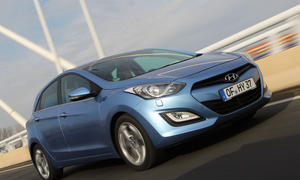 Hyundai i30 LESER-TEST-AKTION - Test-Tag in Dresden