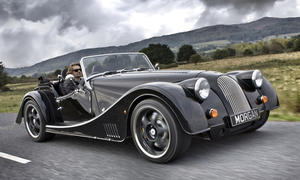 Morgan Plus 8 Roadster 2012 Auto Salon Genf 2012 BMW Klassiker