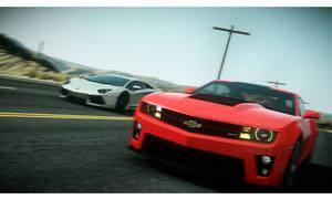 Need for Speed - The Run Camaro