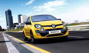 Renault Twingo RS Gordini R.S. Facelift 2012 Auto Salon Genf