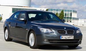 BMW Rückruf 2012 5er 2003 bis 2010 Feuer Brand Batterie