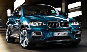 SUV Coupé Neuheiten 2012 2013 2014 Sport-Offroader BMW X6
