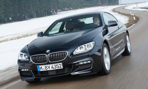 Bilder BMW 640d xDrive 2012 Allradantrieb