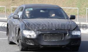 Maserati Quattroporte 2013 Erlkönig