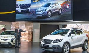 Opel Mokka - Auto Salon Genf 2012