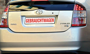 Preisvergleich Gebrauchtwagen Hybride 2012